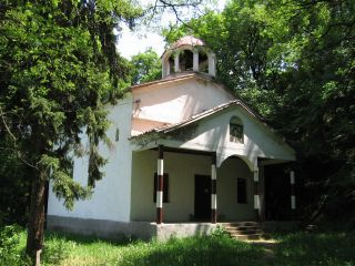 Калкаски манастир Света Петка
