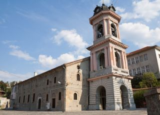 Катедрален храм Света Богородица - Пловдив