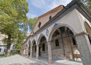 Митрополитски храм Света Марина - Пловдив