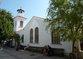 Църква Свети Георги - Созопол
