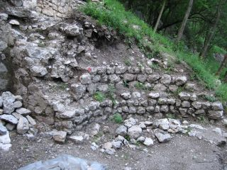 Базилика в крепостта Вратица - Враца