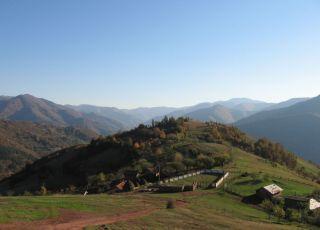 Базилика в местността Пресветица - с. Очин дол
