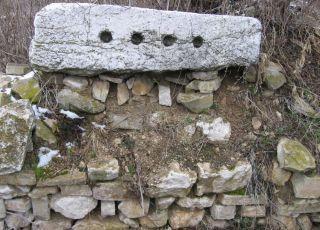 Базилики в местността Карасура - Чирпан