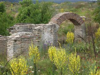 Базиликите на античен Монтанезиум - Монтана