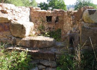 Църква в местността Св. Спас - Перник