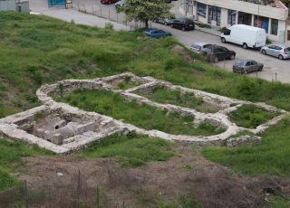 Комплекс с базилика и мавзолей - София