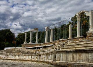 Храмове на Августа Траяна - Стара Загора
