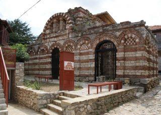 Църква Свети архангели Михаил и Гавраил - Несебър