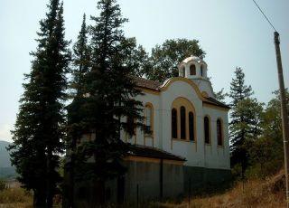 Храм-паметник Св. Троица – Гюешево
