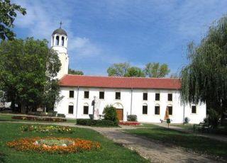 Църква Успение Богородично - Малко Търново