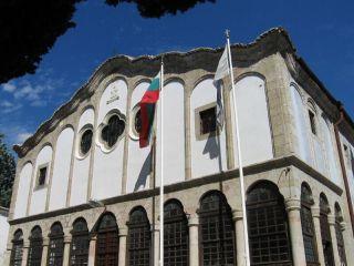 Възрожденска църква Св. Св. Апостоли Петър и Павел - Сопот