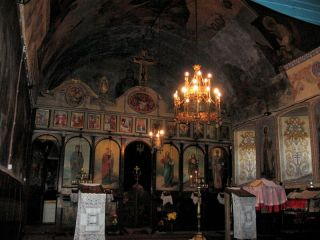 Църква Св. Петка - Твърдица