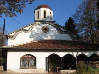 Възрожденска църква Св. Никола - с. Червен брег