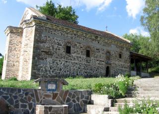 Църква Св. Никола - с. Тополница