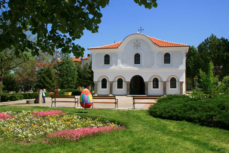 Crkva Sv Dimitr Solunski Elhovo Informaciya Otzivi Karta I