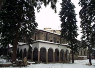 Църква Св. Димитър - Пещера