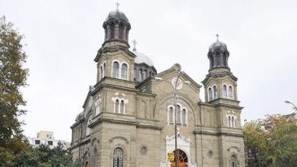 Храм-паметник Св. св. Кирил и Методий - Бургас