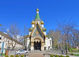 Руска църква в София