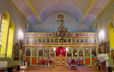 Храм Св. Успение Богородично – Кърджали