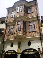 Къщата с Маймунката