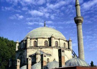 Томбул джамия Шериф Халил паша