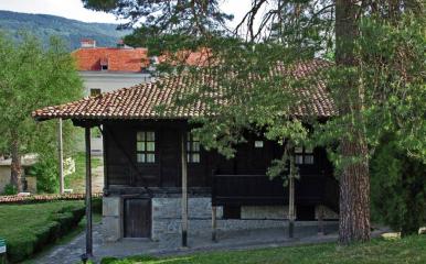 Даскалоливницата (Архитектурно-исторически комплекс)