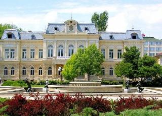 Княжески дворец Батенберг - Русе