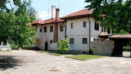 Дворец Къщата - Баня