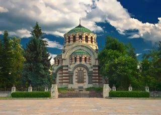 Мавзолей-параклис Св. Георги Победоносец