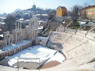 Античен театър Пловдив