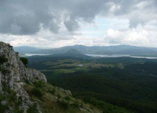 Тракийска крепост - с. Иванци