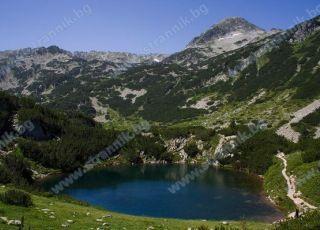 Езеро Окото - Бъндеришки езера