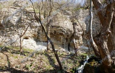 Извор Стария водопад