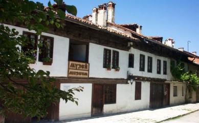 Исторически музей Никола Парапунов