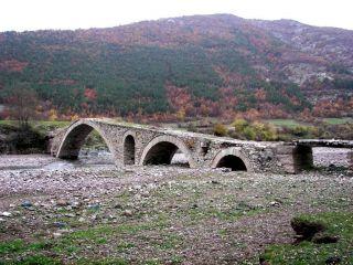 Римски мост - Малка Арда