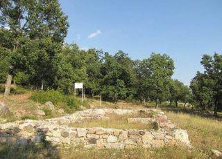 Средновековен манастир - Сопот