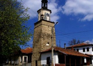 Часовникова кула - Килифарево