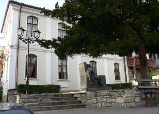Къща-музей Емилиян Станев