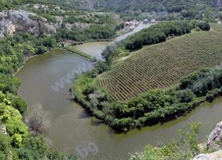 Крепост Кале Аджамка (Сечена скала)