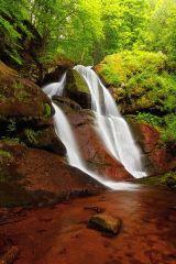 Водопад Ланжин скок