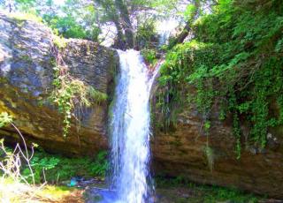 Крушевски водопад Скря скок