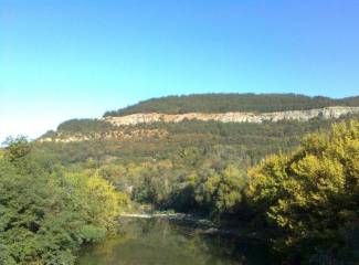Местност Гарга баир