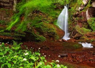 Копренски водопади - Копиловци