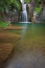 Водопад Скока - с. Калейца