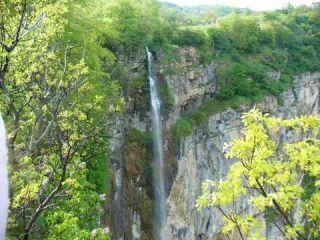 Водопад Скакля