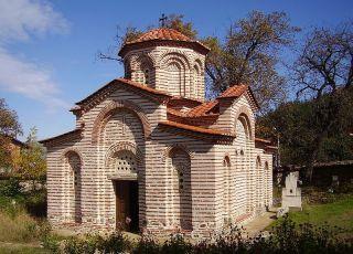Средновековна църква Св. Георги
