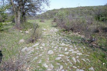 Римски път - с. Долни Главанак