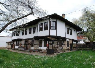 Музей на резбарското и зографско изкуство - Трявна