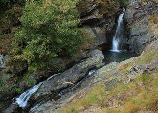 Джендемски водопади