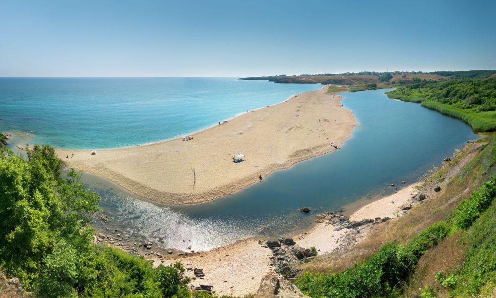 Плаж Велека